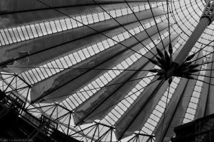 Sony Centre Roof, Potsdamer Platz