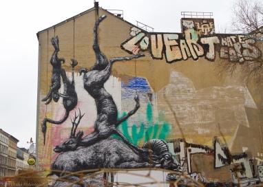 Roa Mural, Kreuzberg