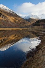 Glen Shiel Reflection