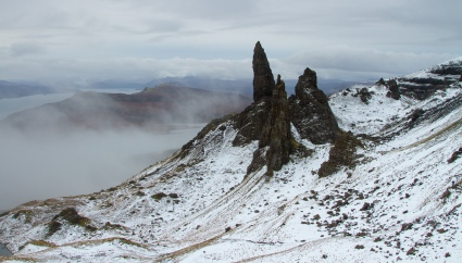 The Old Man of Storr, Sunrise