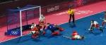 Olympic Men's Hockey: Belgium vs SouthKorea