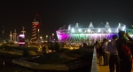 Olympic Park byNight