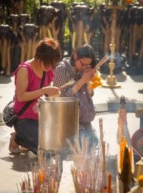 Thao Mahaprom Shrine, Bangkok