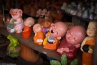 Thai Garden Fairies, Chatuchak Market, Bangkok