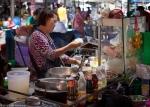 Food Stalls, Chatuchak Market,Bangkok