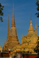 Wat Pho at Sunset, Bangkok