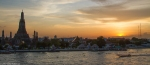 Wat Arun at Sunset,Bangkok
