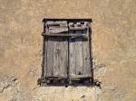 Old Wooden Window, Pyrgos,Santorini