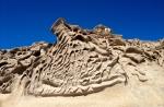 Sandstone Cliffs, Vlychada,Santorini