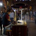 Street Vendor, IstiklalCaddesi