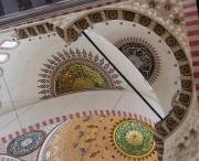 Suleymaniye Camii Ceiling Detail