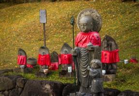 Kami Statues, Nara Park