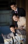 Seven-Five-Three ceremony family, MeijiJingu