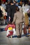 Three-year-old participant in Seven-Five-Three ceremony, MeijiJ