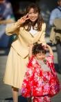 Posh Seven-Five-Three girl, MeijiJingu