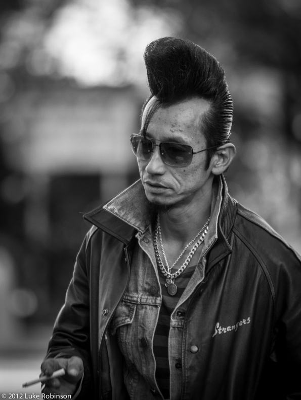Strangers, Tokyo Rockabilly Club, Yoyogi Park
