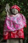 Shinto Kami Statue, AsakusaShrine