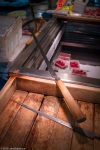 Tuna knives, Tsukiji FishMarket