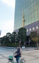 Tokyo Sky Tree Reflection