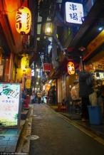 """Shomben Yokocho (""""Piss Alley""""), Shinjuku"""