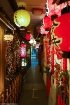 Hozenji Yokocho, Dotonbori, Osaka