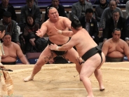 Juryou Rikishi sumo match, Fukuoka Kokusai