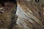 Ridge Line in Mount AsoCrater