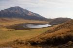 Mount Aso Slopes andLake