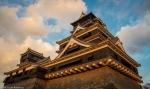 Kumamoto Castle, LateAfternoon