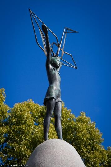 Children's Peace Monument, Peace Memorial Park, Hiroshima