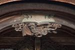 Wood Carving Detail, Oku-no-in Cemetery,Koya-san
