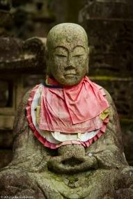 Kami statue, Oku-no-in Cemetery, Koya-san