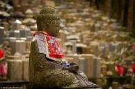 Jizō Statues, Oku-no-in Cemetery, Koya-san