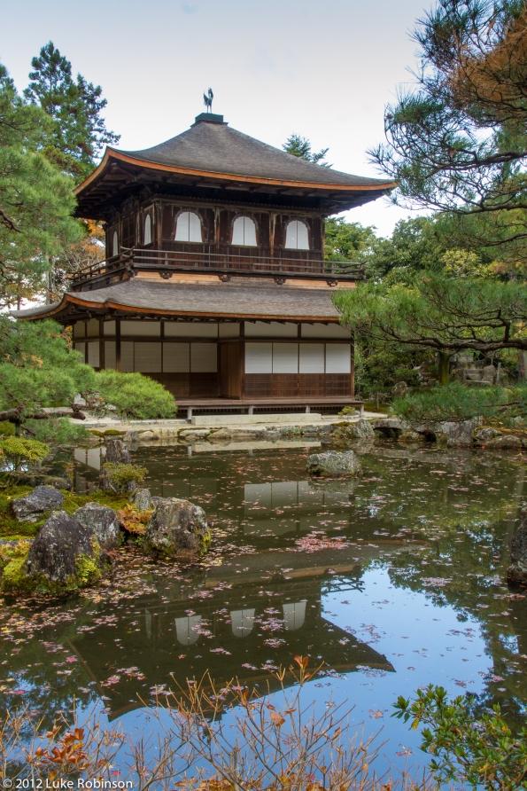 Silver Pavilion, Kyoto