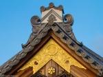 Roof detail, Fushimi Inari Shrine,Kyoto