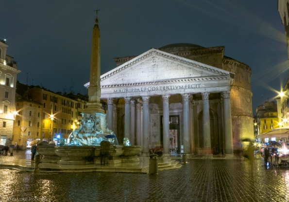 The Pantheon and Piazza della Rotonda, Centro Storico, Rome