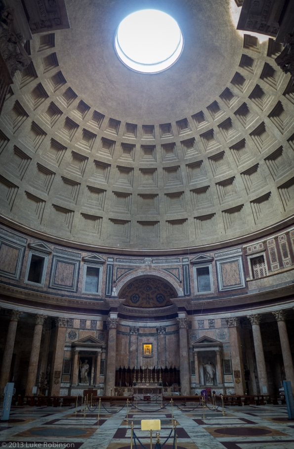 Rotunda of the Pantheon