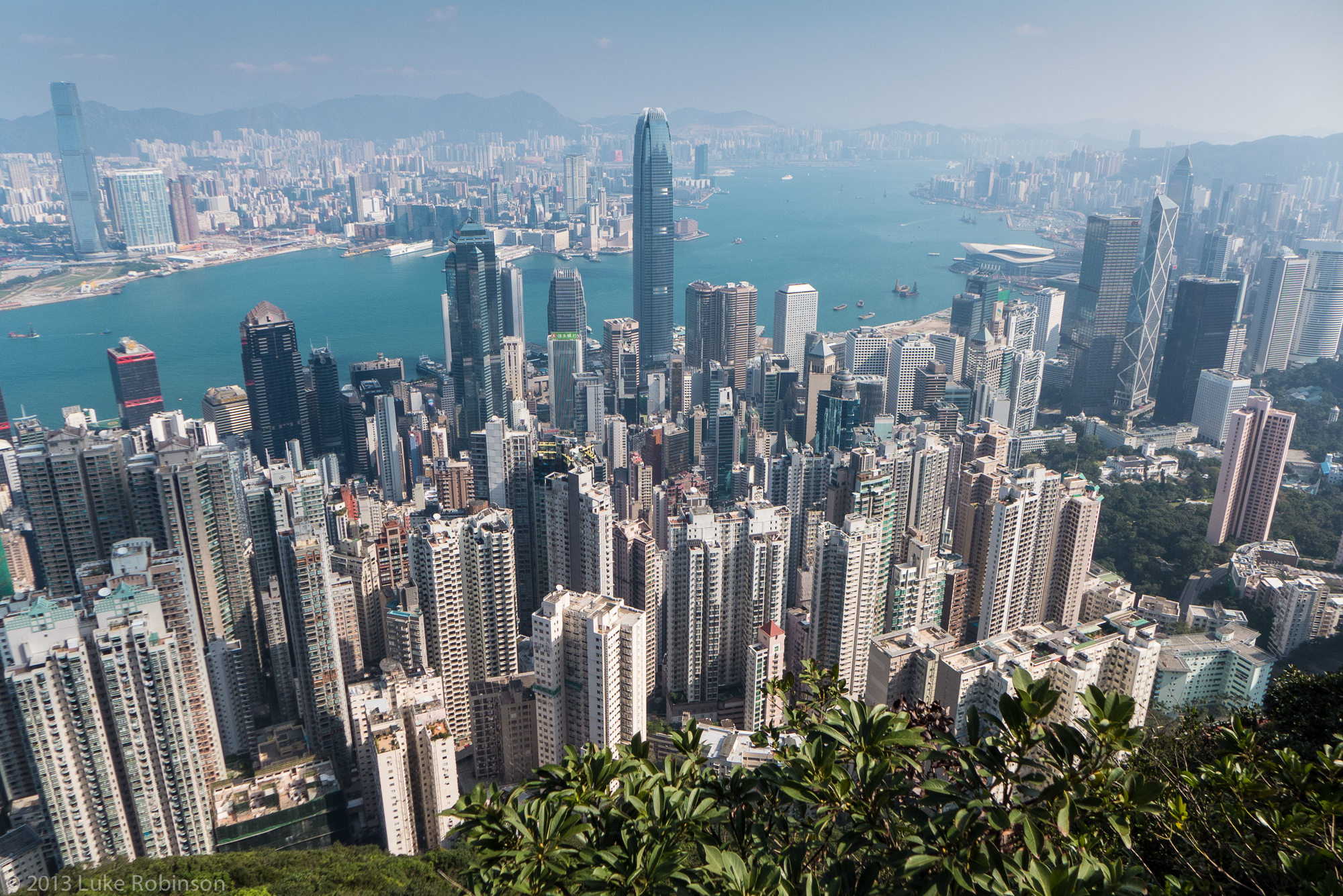 Stanley To Central Hong Kong Island