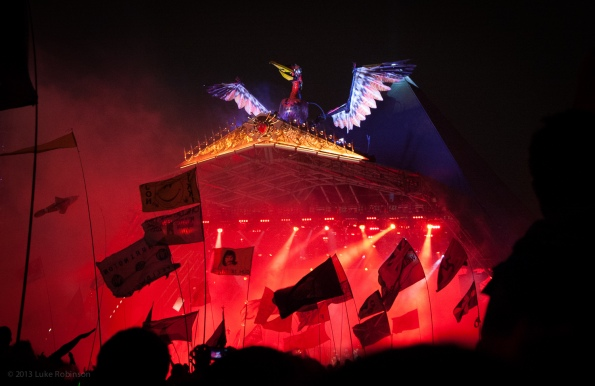 The Phoenix Rises at the Rolling Stones
