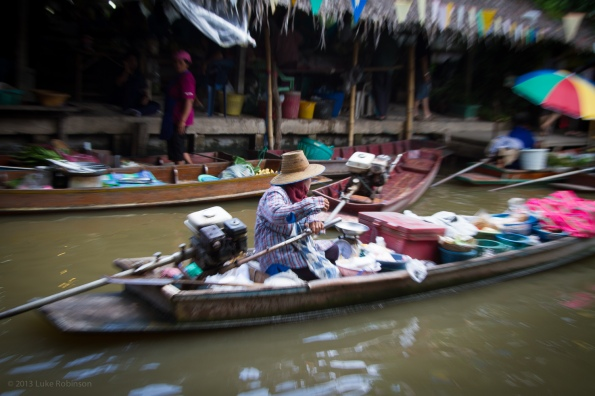Khlong Lat Mayom Floating Market, Bangkok