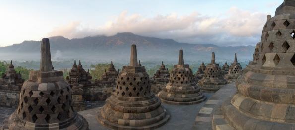 Borobudur Panorama